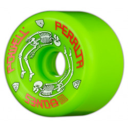 Skateboard Wheels Powell Peralta G-bones 97A - 64mm - green