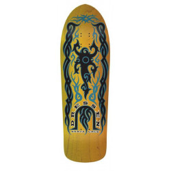 Skateboard deck Santa Cruz Dressen Tribal Reissue 9.9 X 31.4