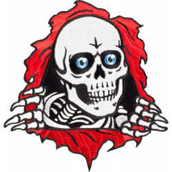 "Powell Peralta Ripper Patch 4"" Single"