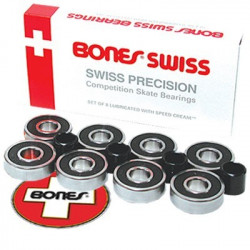 Bones® Swiss Bearings (8 pack)
