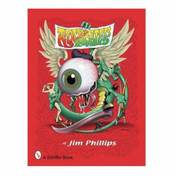 Jim Phillips Rock Poster Book