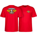 T-shirt Powell-Peralta™Winged Ripper Rouge