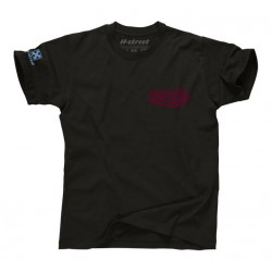 MATT HENSLEY SHOE LOGO TEE BLACK