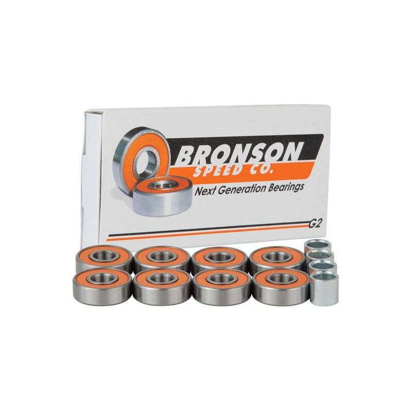 Bronson Bearings G2 (8 pack)