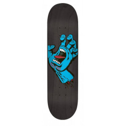 Santa Cruz 7.8 x 31.7 Minimal Hand SevenEight Team Skateboard Deck