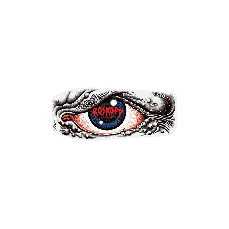 Roskopp Eye Sticker 5.875 in x 2.5 in