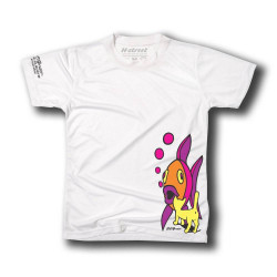 EL GATO SKATEBOARD HALL OF FAME TEE WHITE