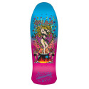 Santa Cruz Skate Salba Witch Doctor Metallic Fade Skateboard Reedition