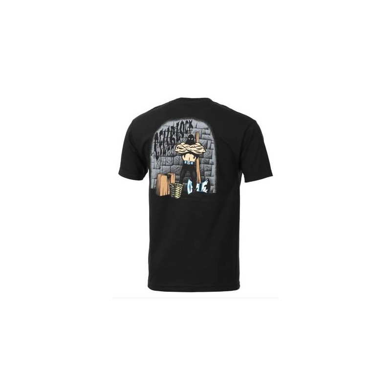 Santa Cruz Cell Block Executioner T-Shirt Noir