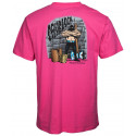 Santa Cruz Cell Block Executioner T-Shirt Pink