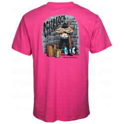 Santa Cruz Cell Block Executioner T-Shirt Rose