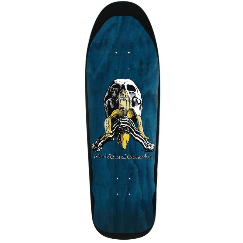 Mark Gonzales Skull & Banana 9.875 LTD Skateboard Deck