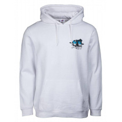 Santa Cruz Hoody Natas Small White