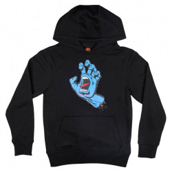 Sweat a capuche Screaming Hand enfant Santa Cruz
