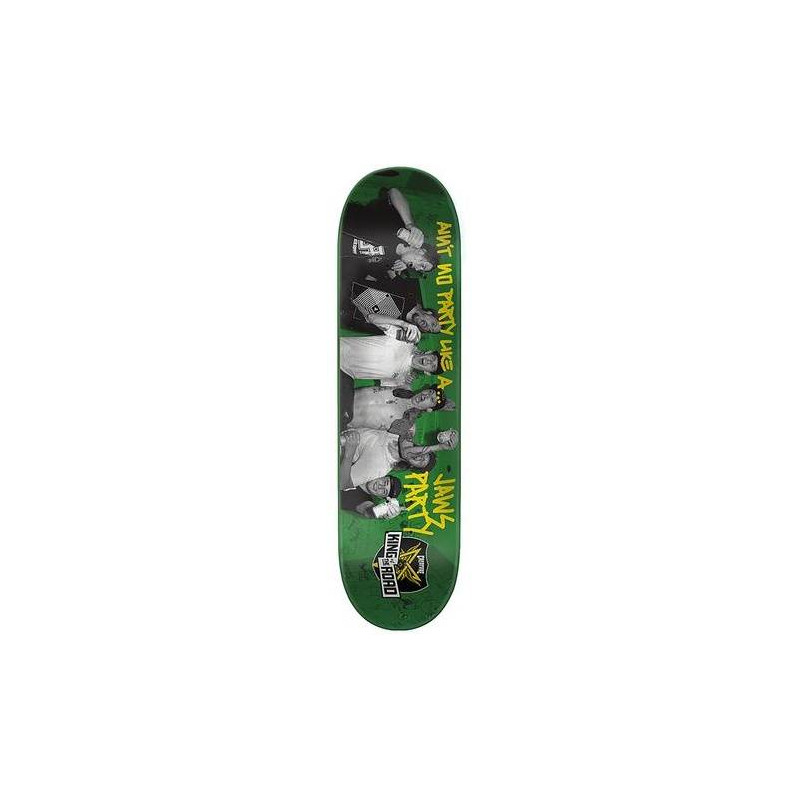 Skateboard Deck Creature KOTR Jaws Party 8.8""