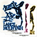 Sticker Powell Peralta Lance Mountain - 5x10 cm