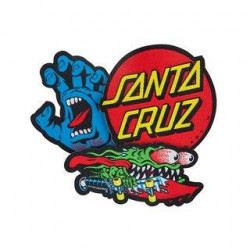 Santa Cruz 'Classic' Patch 3-Pack Assorted