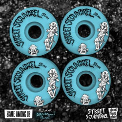 Roues Street Plant Street Scoundrels 52mm