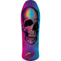 Santa Cruz Street Creep Candy Metallic Fade Re-issue Deck - 10""