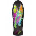 Reedition skateboard Santa Cruz Slasher Neon black stain