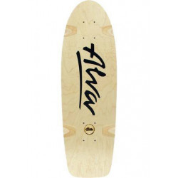 Skateboard deck ALVA Bela Reissue, Natural