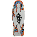 Plateau de skateboard Alva Aggression Fish Re-Issue Black/White