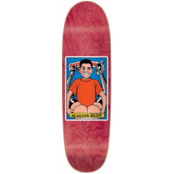 "Pre-Order Blind Fucked Up Blind Kids - Rudy Johnson Rear End Rudy 9.0"" Heat Transfer Re-Issue Deck"