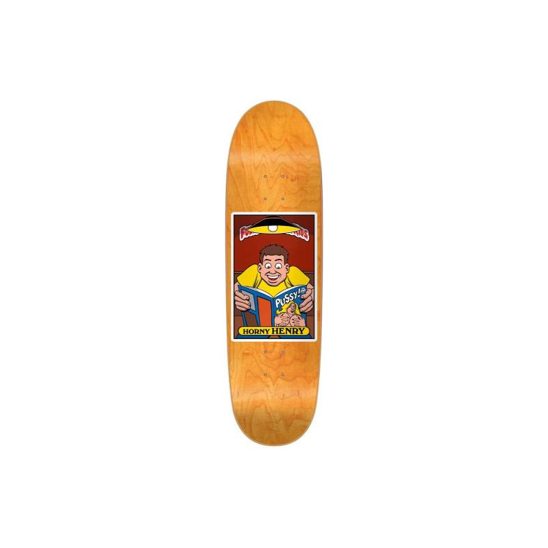 Pre-Order Blind Fucked Up Blind Kids - Henry Sanchez Horny Henry Sreen printed Re-Issue Deck