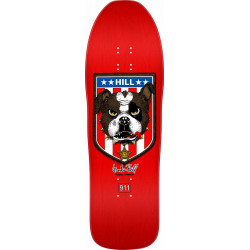 Skateboard deck Powell Peralta Frankie Hill Pro Bulldog Deck Blue