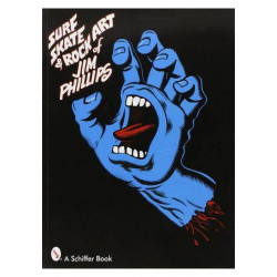 The Art of Jim Phillips (couverture souple)