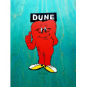 "Skateboard deck Dune-'Glasses Gossamer' - 9.38""x 31.75"""
