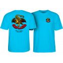 T-shirt Powell Peralta Cab Dragon II Turquoise