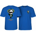 Tshirt Powell Peralta Mike McGill Royal Blue