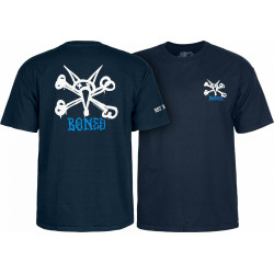 Powell Peralta Vato Rat T-shirt navy