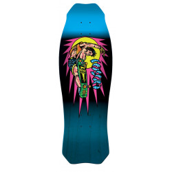 9.98in x 29.86in Hosoi Rocket Air Mini Reissue Santa Cruz Skateboard deck