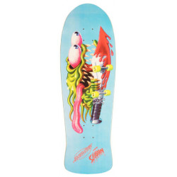 Santa Cruz Old School Slasher X Edmiston ReIssue Deck