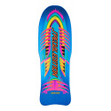 10.14in x 30.29in Special Edition Fish ReIssue Santa Cruz Skateboard deck