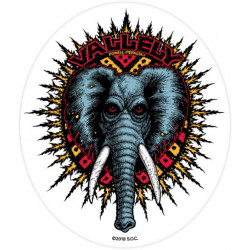 STICKER Powell Peralta Vallely Elephant single