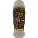 "SANTA CRUZ WINKOWSKI TRASH PANDA 10.3"" PRE ISSUE SKATEBOARD GREY"