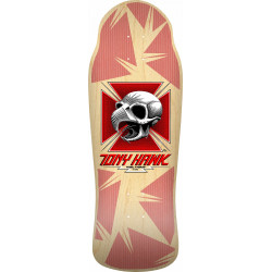Plateau de skateboard Bones Brigade® Tony Hawk 11th Series Reissue Natural - 10.41 x 30.28