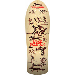 Plateau de skateboardBones Brigade® Lance Mountain 11th Series Reissue Naturel - 10 x 30.75