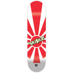 "CHAD MUSKA ""RISING SON"" SKATEBOARD DECK"