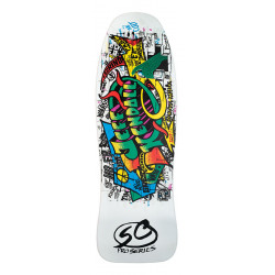 Santa Cruz Kendall Graffiti Reissue Deck 9.69 x 29.85
