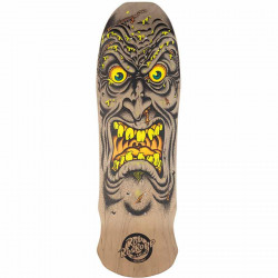 9.5x31 Santa Cruz Roskopp Face Re-Issue Deck