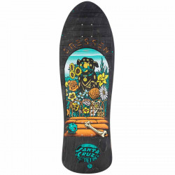 9.5x29.44 Santa Cruz Dressen Pup Re-Issue Deck