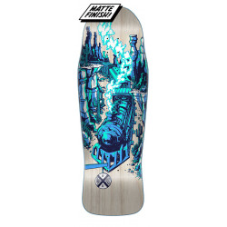 10.34in x 30.54in Winkowski Train Preissue Santa Cruz Skateboard Deck