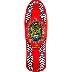 Plateau skateboard Powell Peralta Nicky Guerrero Mask rouge - 10 x 31.75