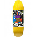 Skateboard deck The New Deal Siamese Doublekick Screenprinted