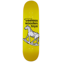 "New Deal Skateboards Rocking Horse Modern Popsicle Skateboard 8.5"" Deck"