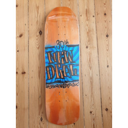 Plateau de skateboard NEW DEAL - STEVE DOUGLAS NAPKIN FOUNDERS orange 9.125""